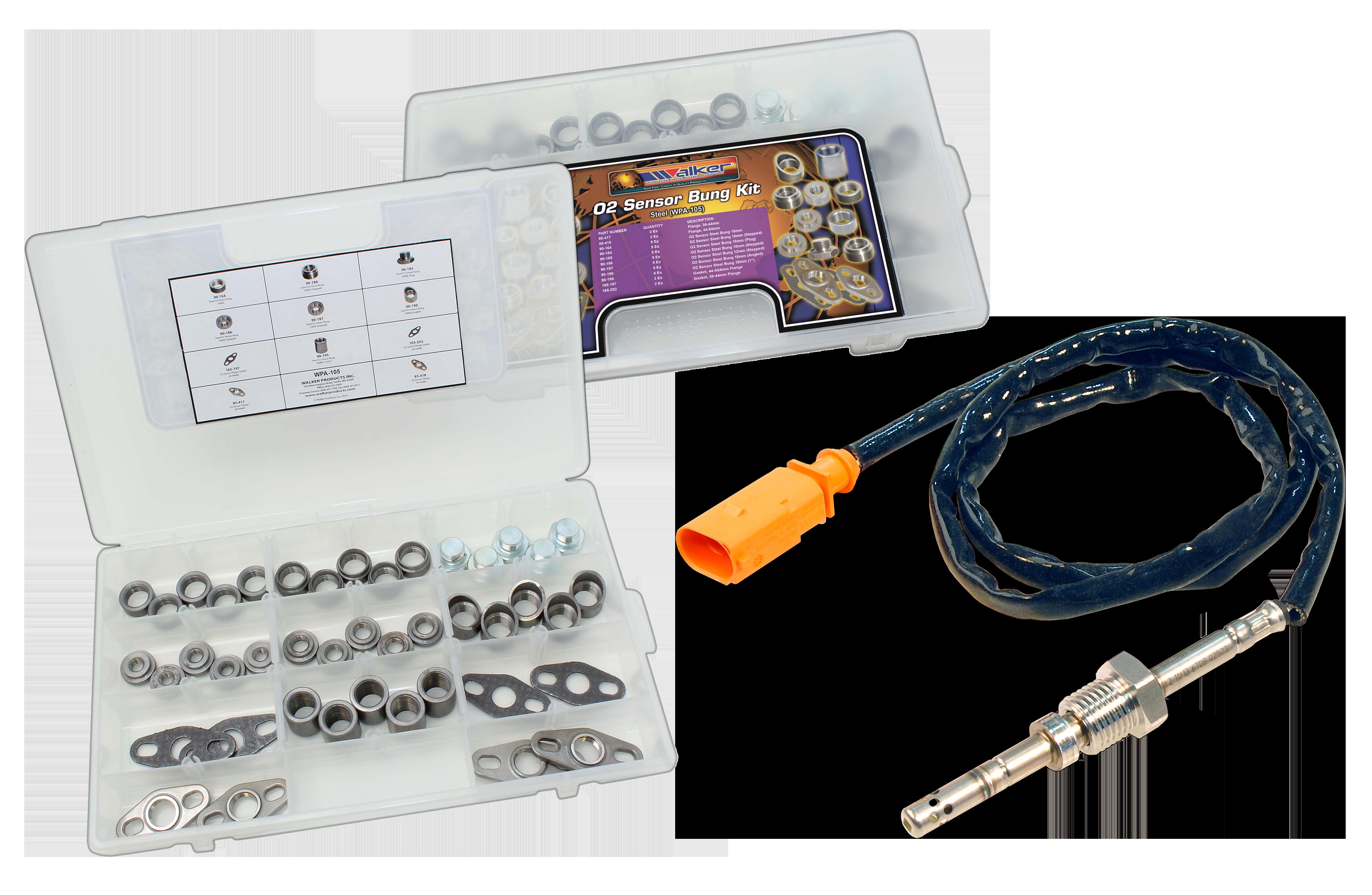 Walker Products 273-10353 Exhaust Gas Temperature EGT Sensor